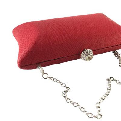 bolso de mano rigido