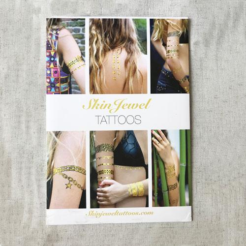 skin jewel tatoo