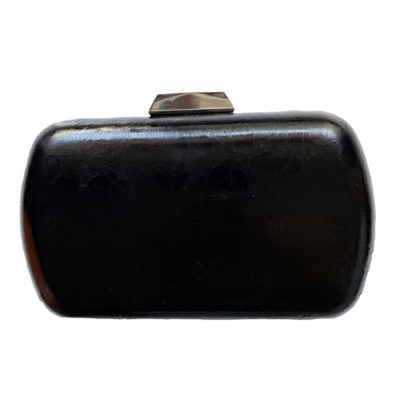 bolso clutch negro