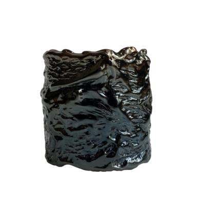 pulsera resina negra