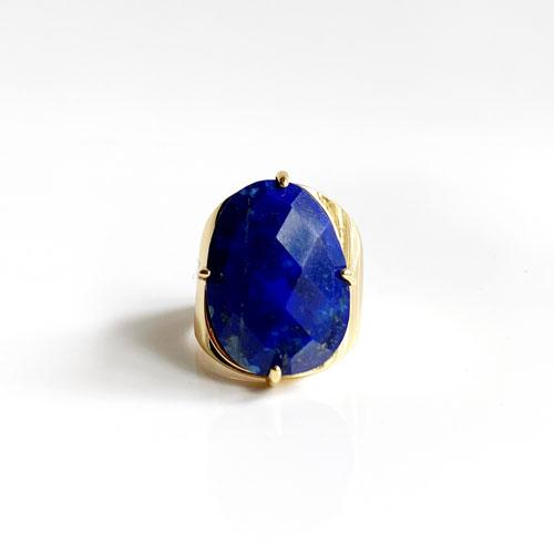 anillo lapis lazuli