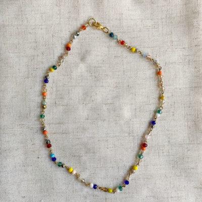 collar multi color
