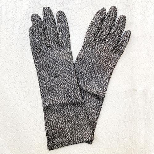 guantes lurex