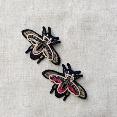 Broche mosca libelula