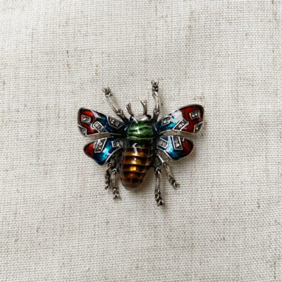 broche mosca
