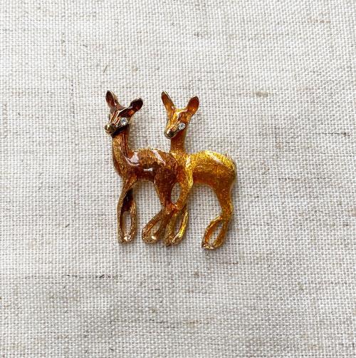 broche bambis
