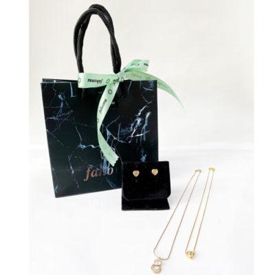 conjunto de accesorios para regalar