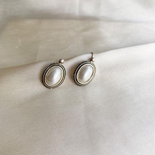 aros de perlas