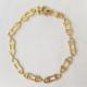 collar cadena doradaa