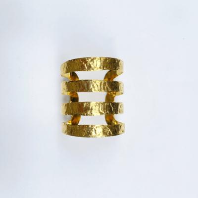 PULSERA brazlete dorado