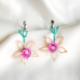aros flores orquideas