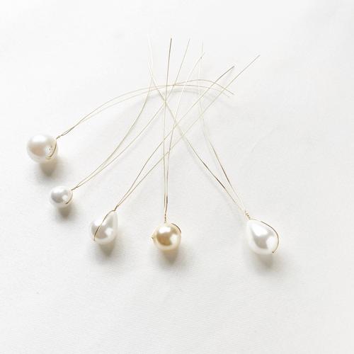 tocados de perlas
